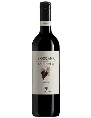 Sangiovese di Toscana 2019, Cecchi 1893