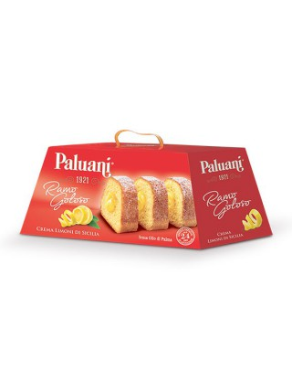 Vulcano, Sicilian lemon...