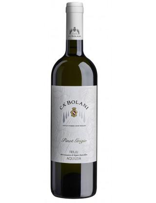 Pinot Grigio, Aquileia del Friuli 2017, Tenuta Ca'Bolani