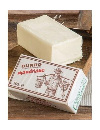 Butter, Burro Mandriano -...
