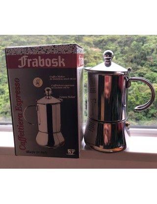 Frabosk Silver Moka for 3 cups