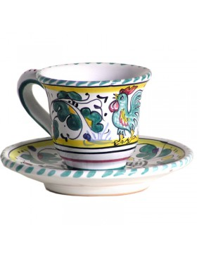 Espresso Cup and Saucer,...