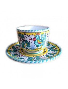 Tea Cup and Saucer, Sberna...