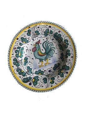 Soup Plate, Sberna Deruta...